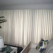 Window Drapery Installation in Boca Raton FL