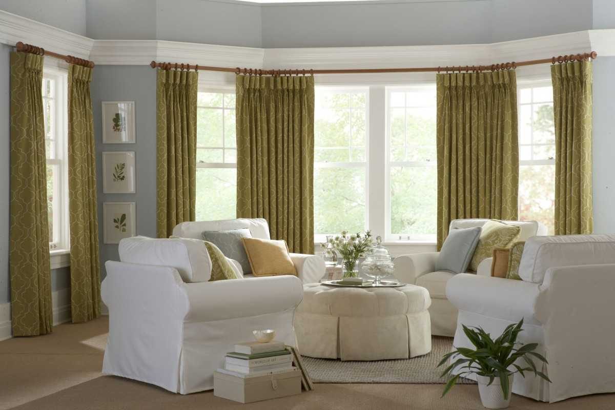 Custom window drapes curtains delray beach fl boca for Draperies for large windows