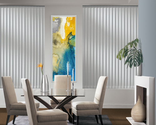 Light Filtering Vertical Blinds in Delray Beach FL