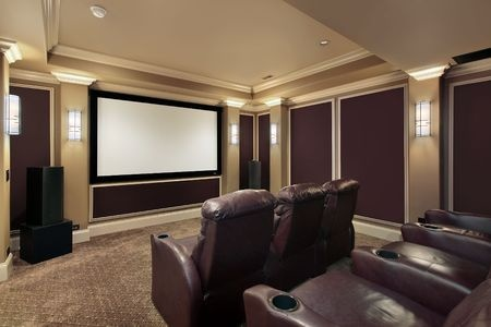 Acoustic Paneling Is Important In Home Theaters