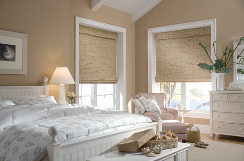 Wooven Wood Blinds